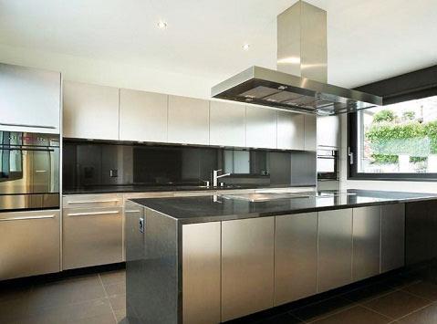 استفاده از فولاد برای ساخت فضای جدید و مدرن