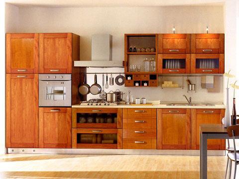 استفاده فضای سنتی در ساختکابینت جدید و مدرن